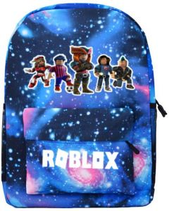 Roblox Starry sky designer classic fashion School Bookbag backpack Travel  Rucksack Fits up to 15.6 inch Laptop Bag for men 9a15d9c07feb3