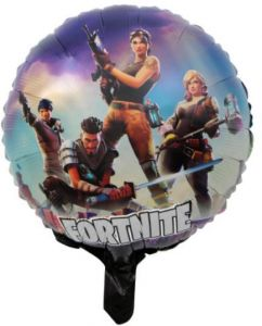 20pcs fortnite ballons great for game competition party house decorations - fortnite clac ami ps4
