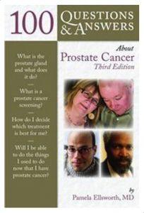 100 questions answers about prostate cancer 100 questions and answers about