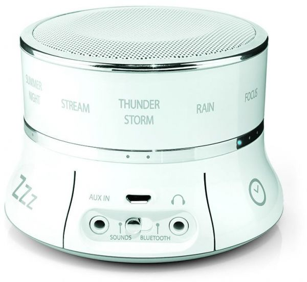 Brookstone Tranquil Moments Bedside Sleep Sound Machine
