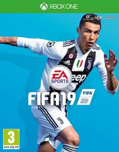 Fifa 19 by EA Sports Region 2 - Xbox One 4ab9298d9