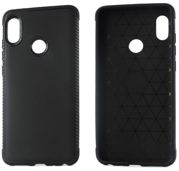 san francisco 16791 22aa3 Xiaomi Redmi Note 5 AI Edition & Redmi Note 5 Pro Ling TPU case Cover -  Black