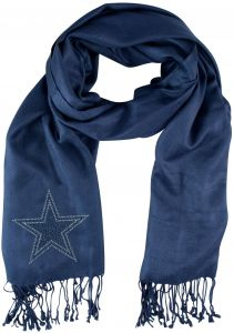 Littlearth NFL Dallas Cowboys Pashi Fan Scarf 5b8c75acd