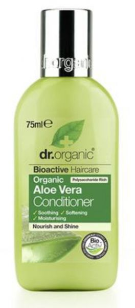 Dr organic aloe vera conditioner