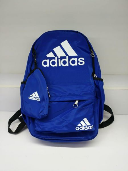 3bdd64e43122 Adidas sports backpack and back bag with unisex bag - Blue of adidas ...