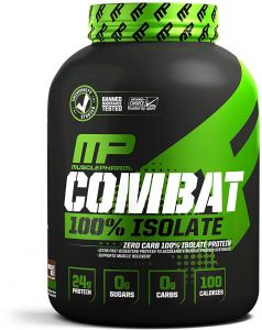 MusclePharm 100 Whey Isolate Pure Protein Powder With 0 Carbs Fat Sugar Chocolate Milk 5 Pound 84 Servings