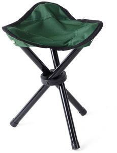 Surprising Auto Portable Folding Seat Stool Chair Lightweight Steel Outdoor Tripod Chair For Picnic Camping Hiking Fishing Ibusinesslaw Wood Chair Design Ideas Ibusinesslaworg
