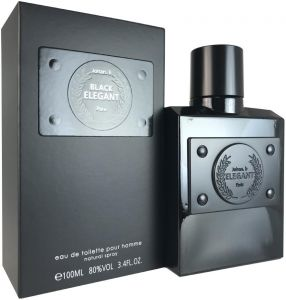 0397bda58e Elegant Black Pefume for men 100 ml eau de toilette