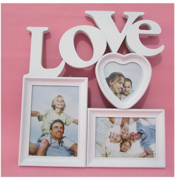 Photo Frame Plaque College Frame Valentine Wall Decoration