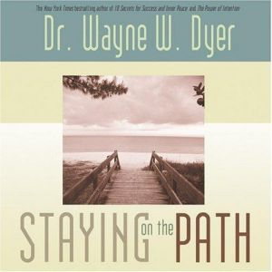Staying On The Path Audio CD - Audiobook