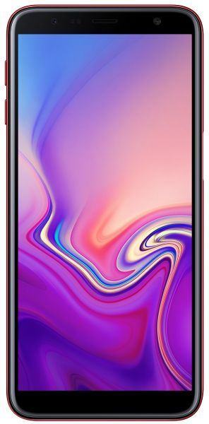 Samsung Galaxy J6 Plus Dual Sim - 32GB, 4G LTE, Red