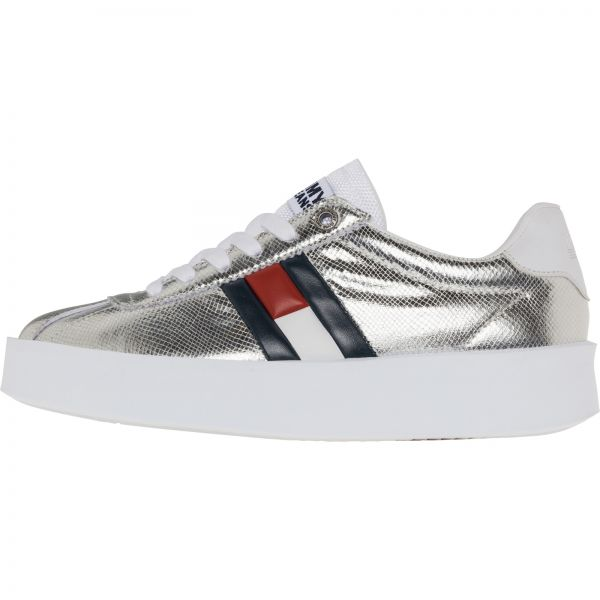 Tommy Silver Uae WomenSouq Fashion Hilfiger For Sneakers PkiTOuXZ