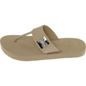719874277 Tommy Hilfiger Flip Flop-Sandals For Women - Desert Sand