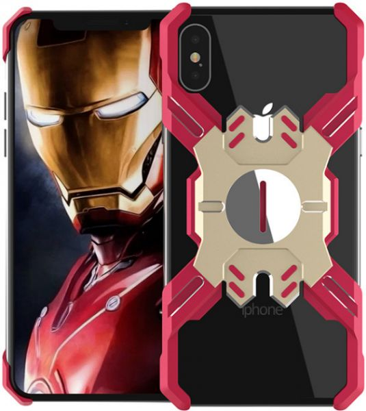 Iphone Xs Max Metal Case Protection Aluminum Cover Personalized Cover Ultra Thin Anti Fall Protective Sleeve Mah0039g