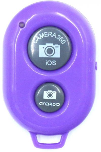 Bluetooth Remote Control Camera Shutter and Wireless Selfie Button Clicker,  Compatible with iPhone, iPad, Android, Samsung,Smartphones and Tablets
