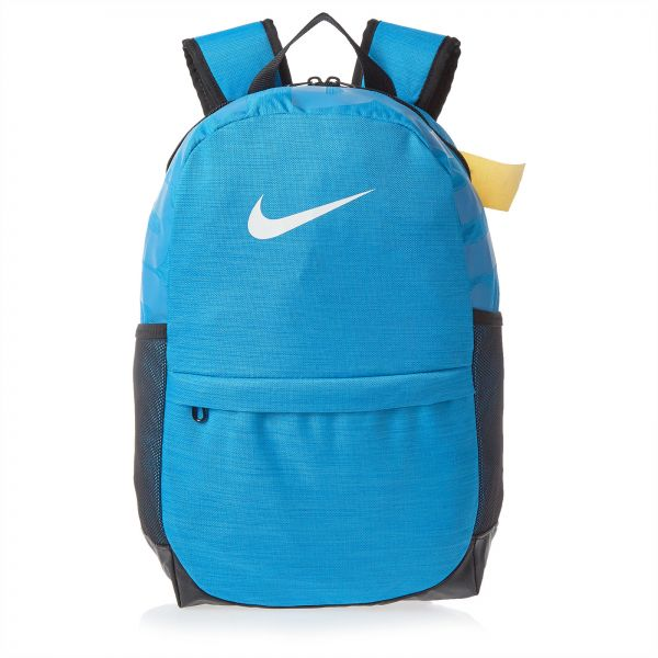 Nike Brasilia Outdoor Backpack for Kids - Equator Blue Black White ... bf848e397a