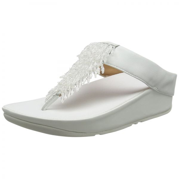 ee66ce8a4ab740 FitFlop Rumba Toe-Thong Sandals For Women
