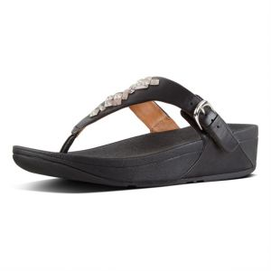 66076e9bc613d5 Fitflop The Skinny Toe-Thong Sandals For Women