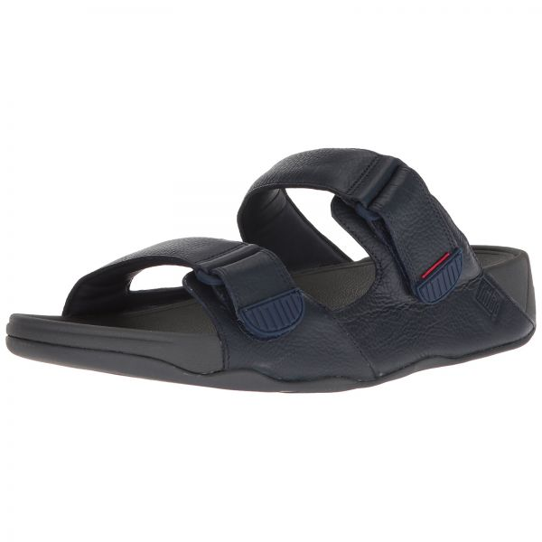 3ed86091a94a0 FitFlop Navy Comfort Sandal For Men