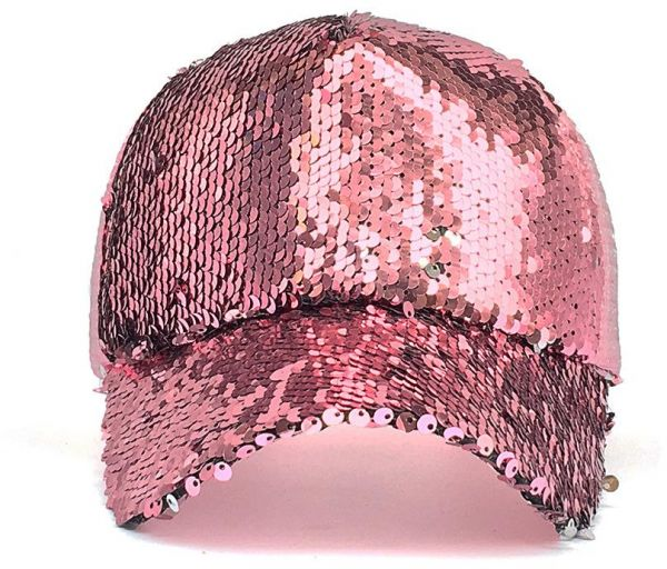 695a586e175c Pink peaked cap For Girls