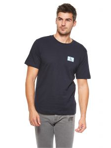 e44c0c77ffc8 Calvin Klein T-Shirt for Men - Navy Blue