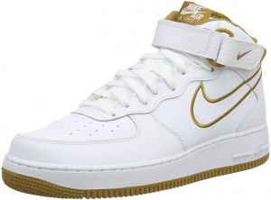 f5e1db56071788 Nike Air Force 1 Mid  07 Lthr Shoe For Men