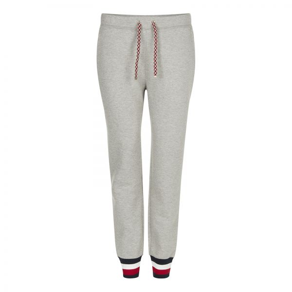 a1a02a42 Tommy Hilfiger Comfort Fit Fashion Joggers for Women - Light Grey | KSA |  Souq