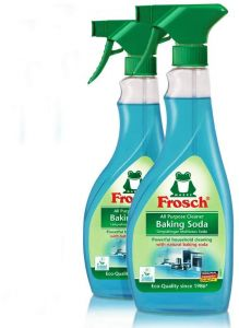 3d04c02fe361 Frosch Natural Baking Soda Multi-Surface All Purpose Cleaner Spray