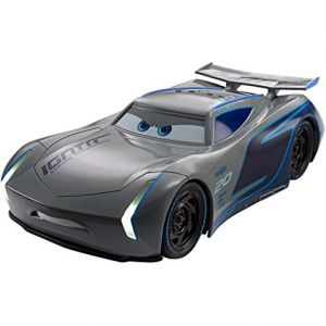 Disney Pixer Cars 3 Jackson Storm Car with Sound Effects and