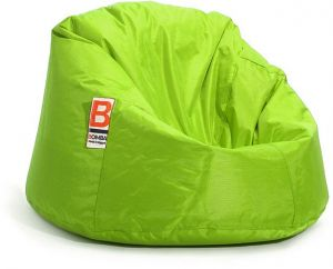 Astonishing Bomba Regular X Large Waterproof Bean Bag Green Lime 105X70X65 Cm Pabps2019 Chair Design Images Pabps2019Com