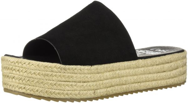 9c61bb64912 Coolway Women s BORY Espadrille Wedge Sandal