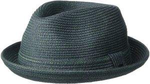 d169484f2f8 Bailey of Hollywood Men s Billy Braided Fedora Trilby Hat