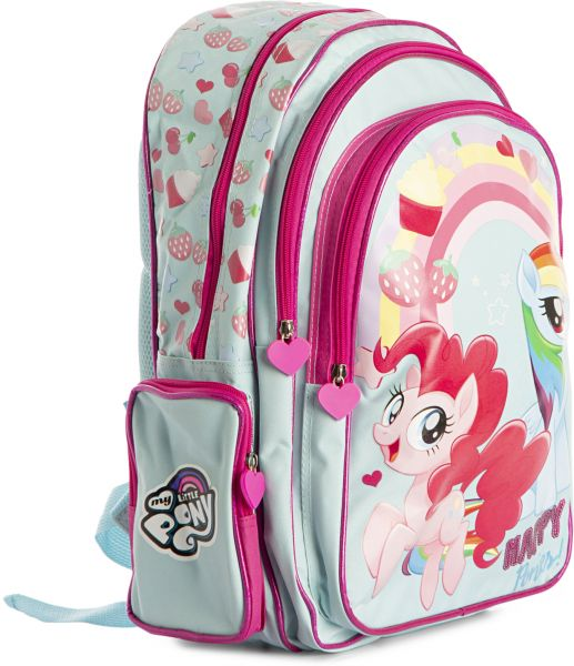 8e652eb8df98 Collection My Little Pony S.Blue Backpack 18 And Pencil Case - MLP01-1092