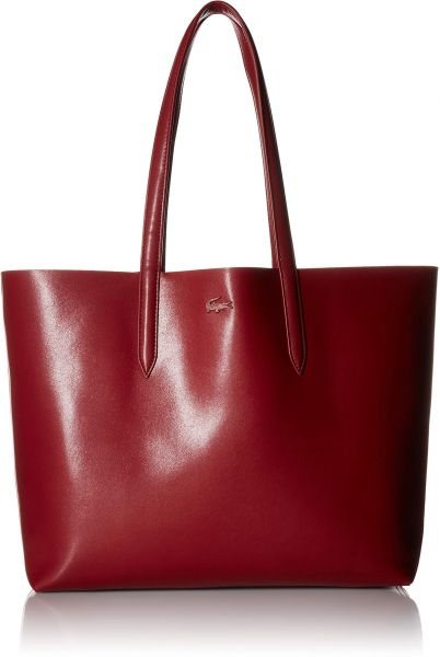 35004b6bb Lacoste Tote Bag for Women - Red