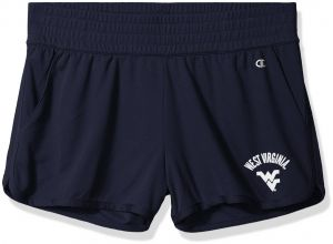 33cd89219b06 Champion NCAA West Virginia Mountaineers Women s Endurance Shorts