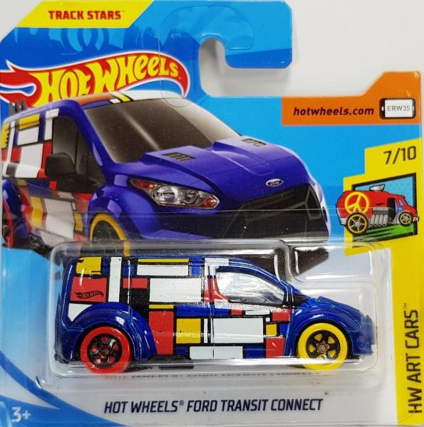 Hot Wheels Ford Transit Connect Souq Uae