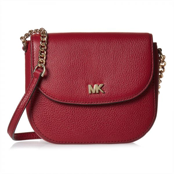 6c19dd04f615 Michael Kors Crossbody Bag For Women - Maroon