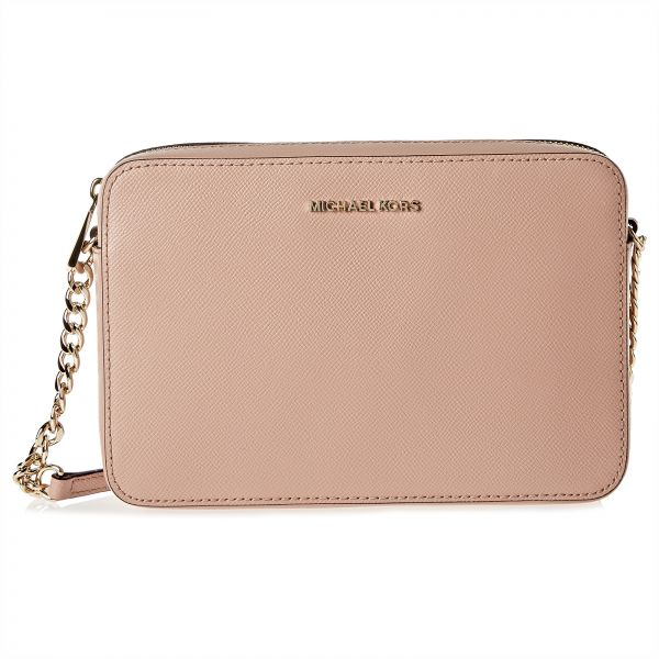 f01757e51af8 Michael Kors Crossbody Bag For Women - Natural | KSA | Souq