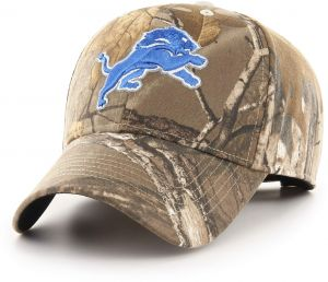 3e092c9b8fc OTS NFL Detroit Lions Male Hickory All-Star Adjustable Hat