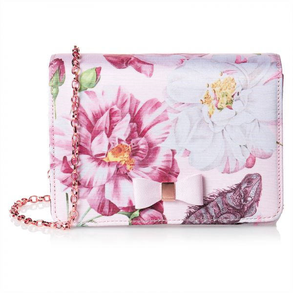 892d841071db8 Ted Baker Flap Bag For Women - Pink