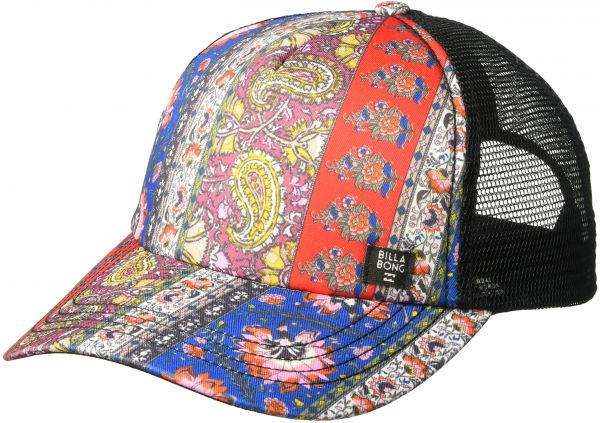 ebd93e6a2b01c Billabong Junior s Heritage Mashup Trucker Hat