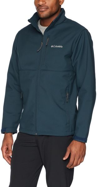 3ab283dc9 Columbia Men's Ascender Softshell Jacket, Night Shadow, M | KSA | Souq