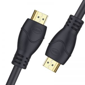 Ewigkeit HDMI Cable Premium High Speed HDMI Male to Male 2.0 Monitor Video Cable with 18Gbps 3D 4K HDR 60Hz, Ethernet and Audio Return for PlayStation 4 ...