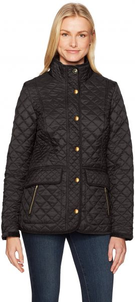 fdc11d8a31b8 Joules Women s Newdale Quilted Coat