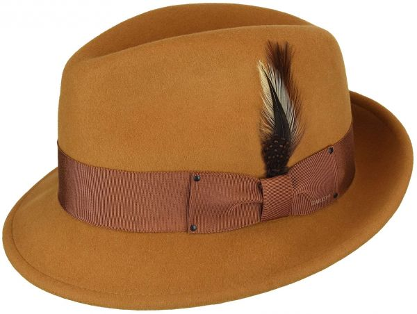 c8afd78f65547 Bailey of Hollywood Men s Tino Fedora Trilby HAT