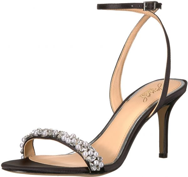 4340879a7cc Badgley Mischka Jewel Women s Theodora Heeled Sandal