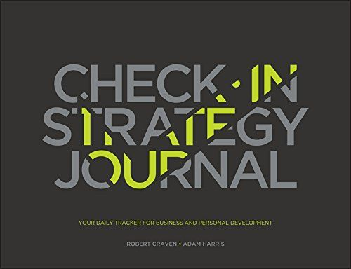 souq the check in strategy journal your daily tracker for