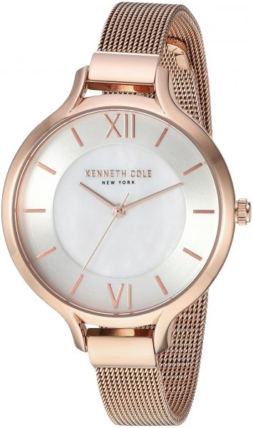 bc5e21181ed Kenneth Cole New York Women s Quartz Stainless Steel Casual Watch ...