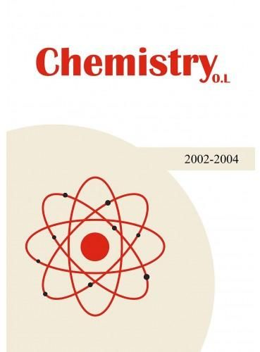 IGCSE - O-Level IG Chemistry Past Exam Papers (Paper 1,3 & 6) - (2002 -  2004)