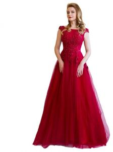 Buy Red Party Gowns Ever Pretty Ssyfashion Alex Evenings Uae
